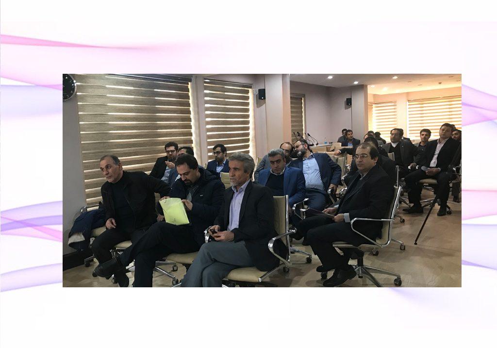 پایگاه خبری آرمان اقتصادی 11-1024x717 اعضای جدید هیئت مدیره بیمه آرمان انتخاب شدند